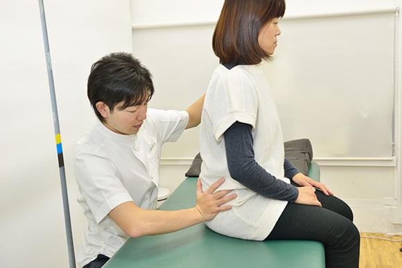 松戸 整体 AS療法の流れ4