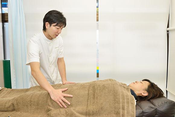 松戸 整体 AS療法の流れ5