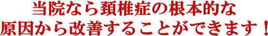 松戸市頚椎症6