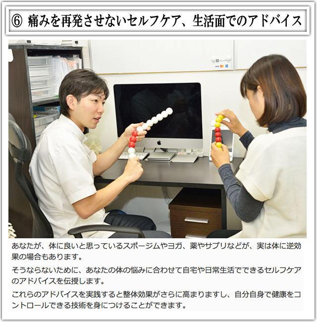 松戸市猫背矯正施術6