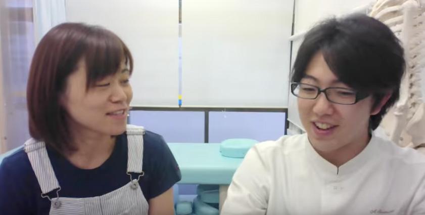 当院のAS療法を受けて改善された松戸市の腰痛患者様の感想1