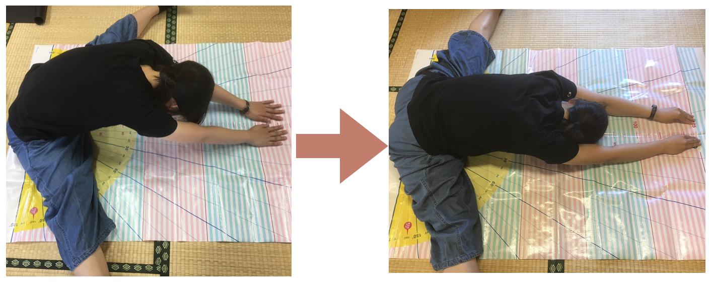 当院の特徴は、正しい体の使い方で肩こりを改善してくれることろ